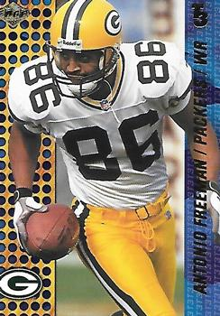 2000 Collector's Edge T3 - Retail #53 Antonio Freeman Front