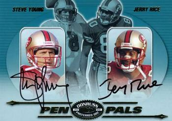 Steve Young Gallery   The Trading Card Database