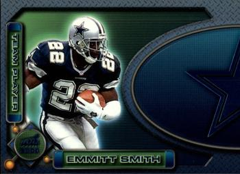 2000 Pacific Aurora - Team Players #1b Emmitt Smith Front