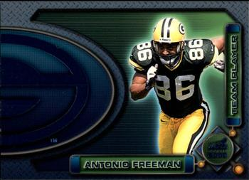 2000 Pacific Aurora - Team Players #3a Antonio Freeman Front