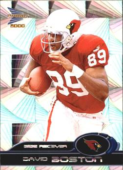 2000 Pacific Prism Prospects - Holographic Mirror #1 David Boston Front