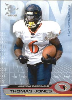 2000 Pacific Prism Prospects - ROY Candidates #1 Thomas Jones Front