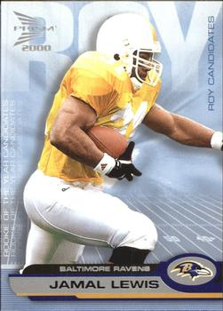2000 Pacific Prism Prospects - ROY Candidates #2 Jamal Lewis Front