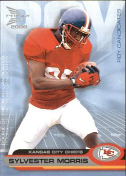 2000 Pacific Prism Prospects - ROY Candidates #5 Sylvester Morris Front