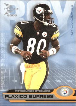 2000 Pacific Prism Prospects - ROY Candidates #9 Plaxico Burress Front
