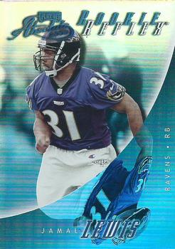 2000 Playoff Absolute - Rookie Reflex #RR2 Jamal Lewis Front
