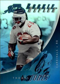 2000 Playoff Absolute - Rookie Reflex #RR3 Thomas Jones Front