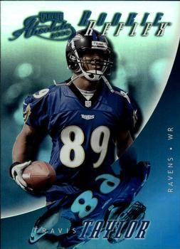 2000 Playoff Absolute - Rookie Reflex #RR5 Travis Taylor Front
