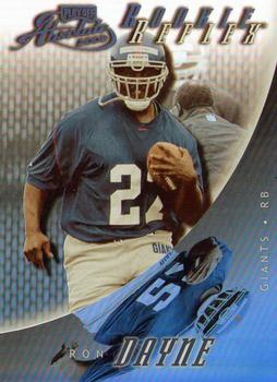 2000 Playoff Absolute - Rookie Reflex #RR6 Ron Dayne Front