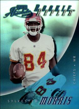 2000 Playoff Absolute - Rookie Reflex #RR10 Sylvester Morris Front
