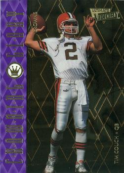 2000 Upper Deck Ultimate Victory - Crowning Glory #CG4 Tim Couch Front