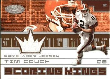 2001 Fleer Legacy Ultimate #39 Tim Couch Cleveland Browns Football Card