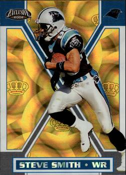 2002 Pacific Exclusive - Gold #26 Steve Smith Front