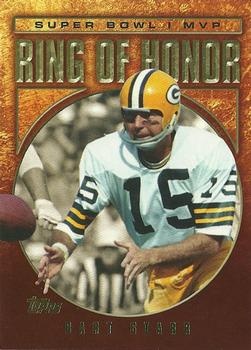 2002 Topps - Ring of Honor #BS1 Bart Starr Front