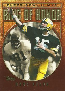 2002 Topps - Ring of Honor #BS2 Bart Starr Front