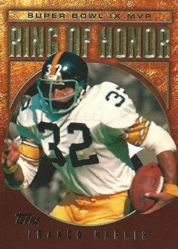 2002 Topps - Ring of Honor #FH9 Franco Harris Front