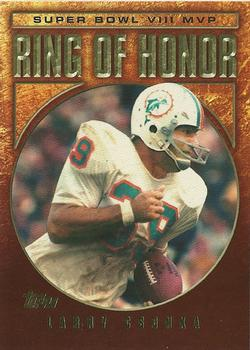 2002 Topps - Ring of Honor #LC8 Larry Csonka Front