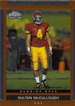 2003 Topps Draft Picks & Prospects - Chrome #125 Sultan McCullough Front