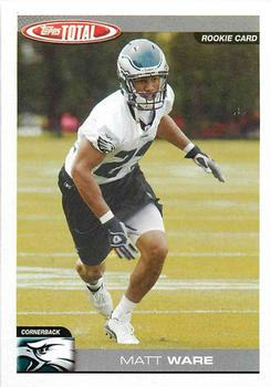 2004 Topps Total - First Edition #424 Matt Ware Front