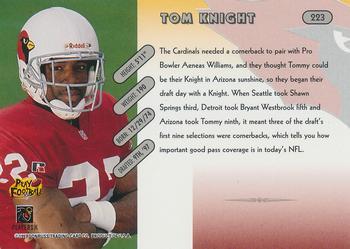Tommy Knight Nfl
