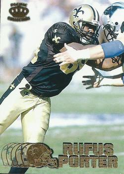 1997 Pacific #262 Rufus Porter Front