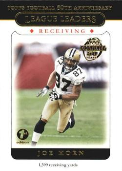 the best attitude 7d811 a531f Collection Gallery - dboninjr - Joe Horn | The Trading Card ...