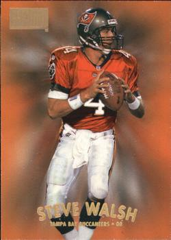 1997 SkyBox Premium #48 Steve Walsh Front