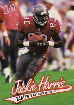 1997 Ultra #288 Jackie Harris Front