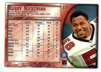 1998 Bowman #180 Hardy Nickerson Back