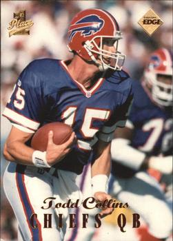 1998 Collector's Edge First Place #52 Todd Collins Front