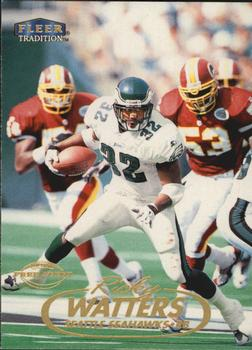 1998 Fleer Tradition #54 Ricky Watters Front