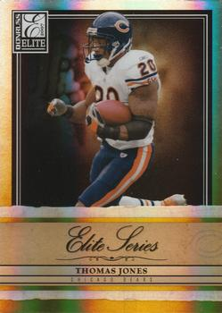 2007 Donruss Elite - Series Gold #ES-24 Thomas Jones Front