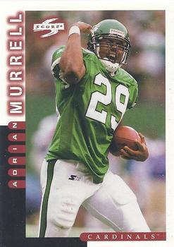 1998 Score #24 Adrian Murrell Front