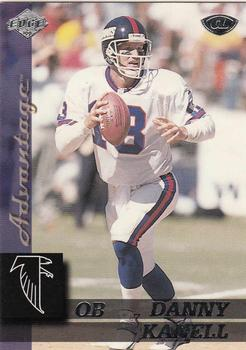 1999 Collector's Edge Advantage #106 Danny Kanell Front