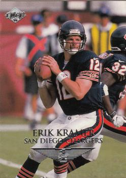 1999 Collector's Edge First Place #30 Erik Kramer Front