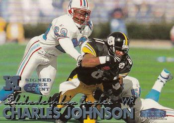 1999 Fleer Tradition #127 Charles Johnson Front