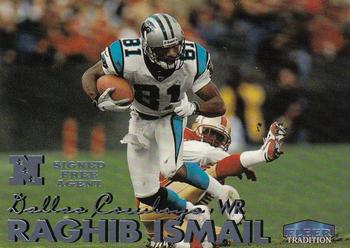 1999 Fleer Tradition #132 Rocket Ismail Front