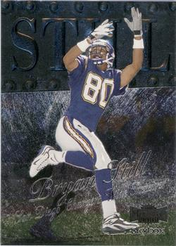 1999 Ultra Football #29 Bryan Still San Diego Chargers Official NFL Trading Card From The Fleer Skybox Company