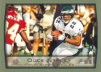1999 Topps #239 Duce Staley Front