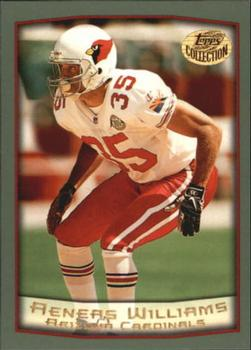 1999 Topps - Collection #96 Aeneas Williams Front