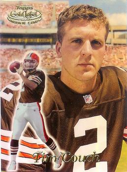 1999 Topps Gold Label Class 1 #80 Tim Couch Front