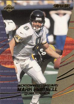 2000 Collector's Edge Supreme #61 Mark Brunell Front