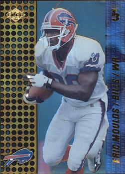 2000 Collector's Edge T3 #17 Eric Moulds Front