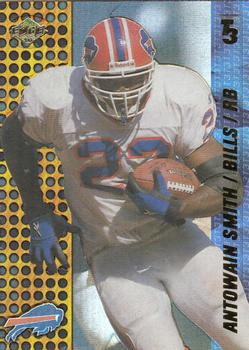 2000 Collector's Edge T3 #19 Antowain Smith Front