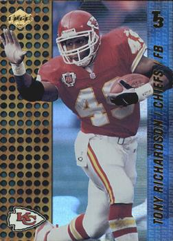 2000 Collector's Edge T3 #70 Tony Richardson Front