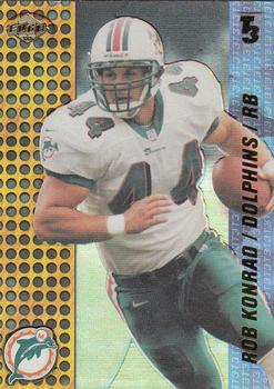 2000 Collector's Edge T3 #73 Rob Konrad Front