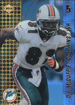 2000 Collector's Edge T3 #75 O.J. McDuffie Front