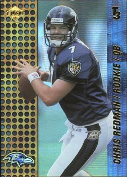 2000 Collector's Edge T3 #155 Chris Redman Front