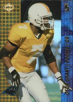 2000 Collector's Edge T3 #159 Deon Grant Front