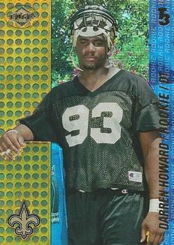 2000 Collector's Edge T3 #194 Darren Howard Front